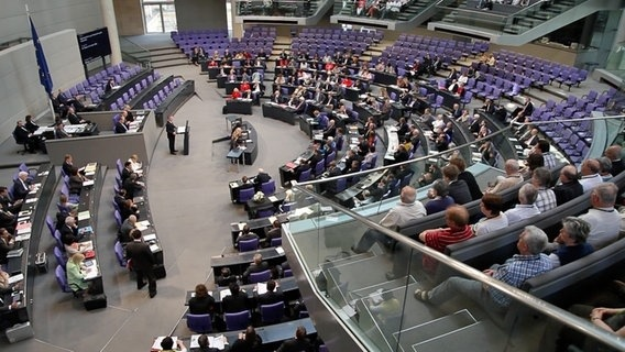 "Dokumentarfilm: ""7 Tage… im Bundestag"""