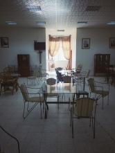 Ein Gemeindezentrum im Camp Dheisheh.